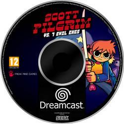 Scott Pilgrim VS. 7 Evil Exes GD-ROM EU PEGI