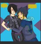 J and Z by Mimayu