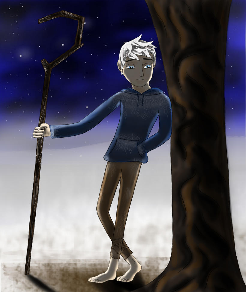 Jack Frost by Cali-the-cat