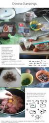 Recipe: Chinese pork dumplings by yongharn