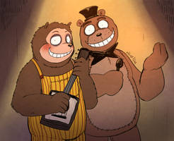 FNAF x RAE - Bear Duet (Trade)