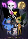 MSA - Mystery Skulls! by Atlas-White