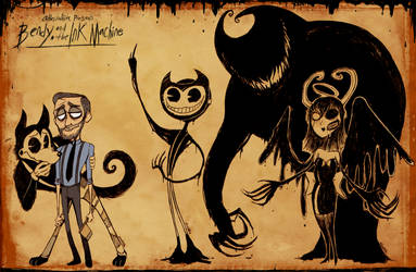 Bendy and the Ink Machine II