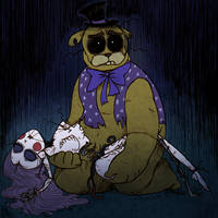 FNAF | This Can't Be Happening | Commission