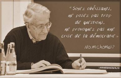 citation Chomsky by QuintusdeVivraie