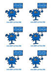 Virus Vignette 1 Couleur Page by QuintusdeVivraie