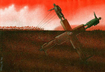 Pawel Kuczynski Boucle by QuintusdeVivraie