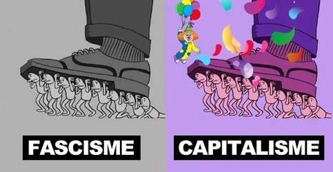 Fascisme Capitalisme by QuintusdeVivraie