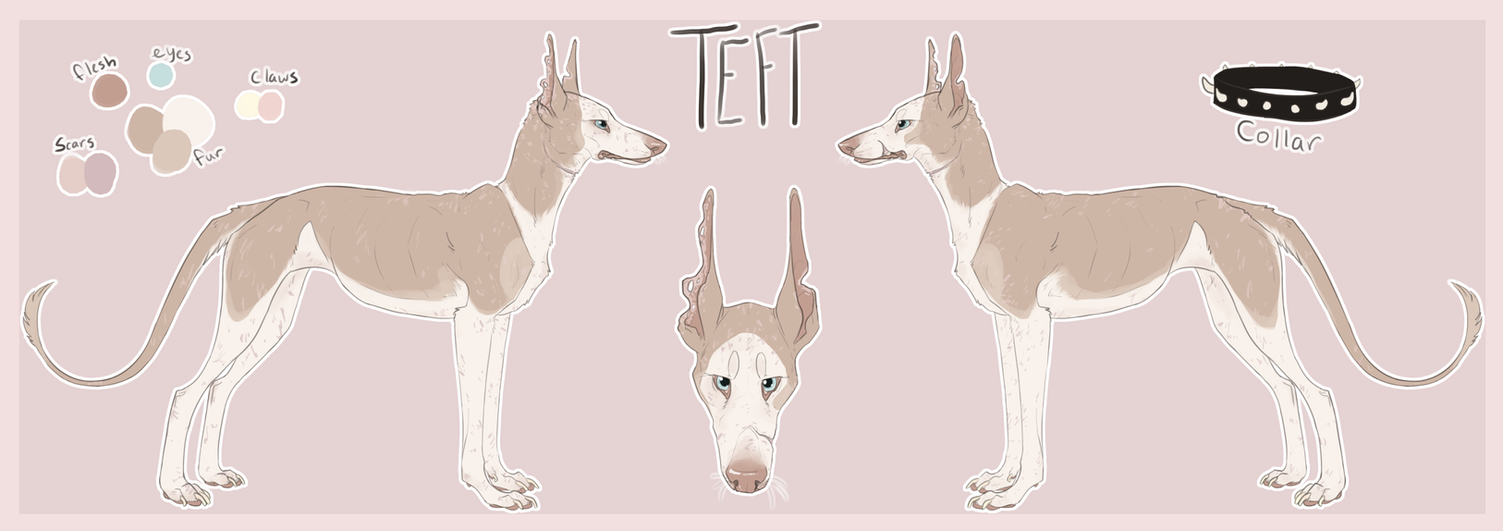 Teft  Reference v2 by CrossHound213