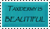 Taxidermy by breathlessxXxstamps