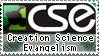 Creation Science Evangelism stamp by ThalionKoi