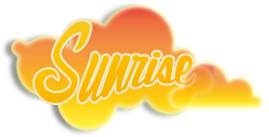 Sunrise Logo (my tcg set) by masterfoskia