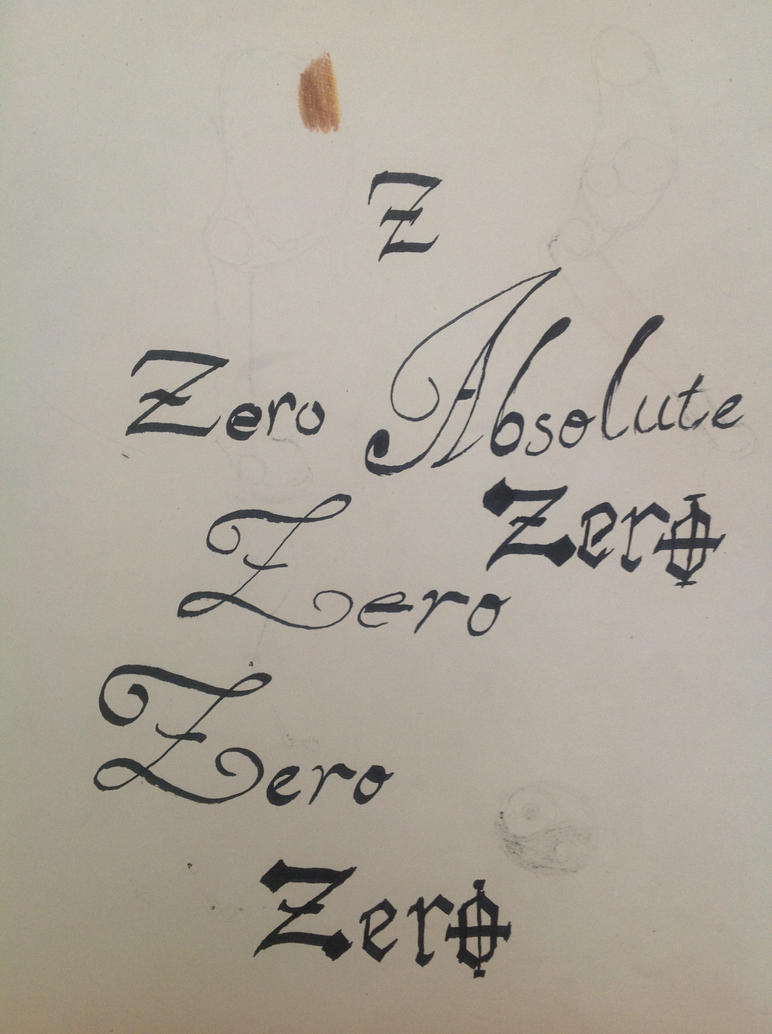 Playing With Moms Calligraphy Pen By Coonie98 On Deviantart