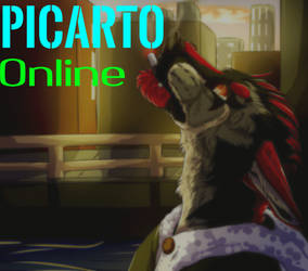 Picarto Stream [ONLINE]