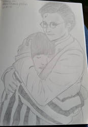 Harry Potter and his son by Dees4life