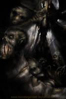Hantu Kopek by monstergandalf