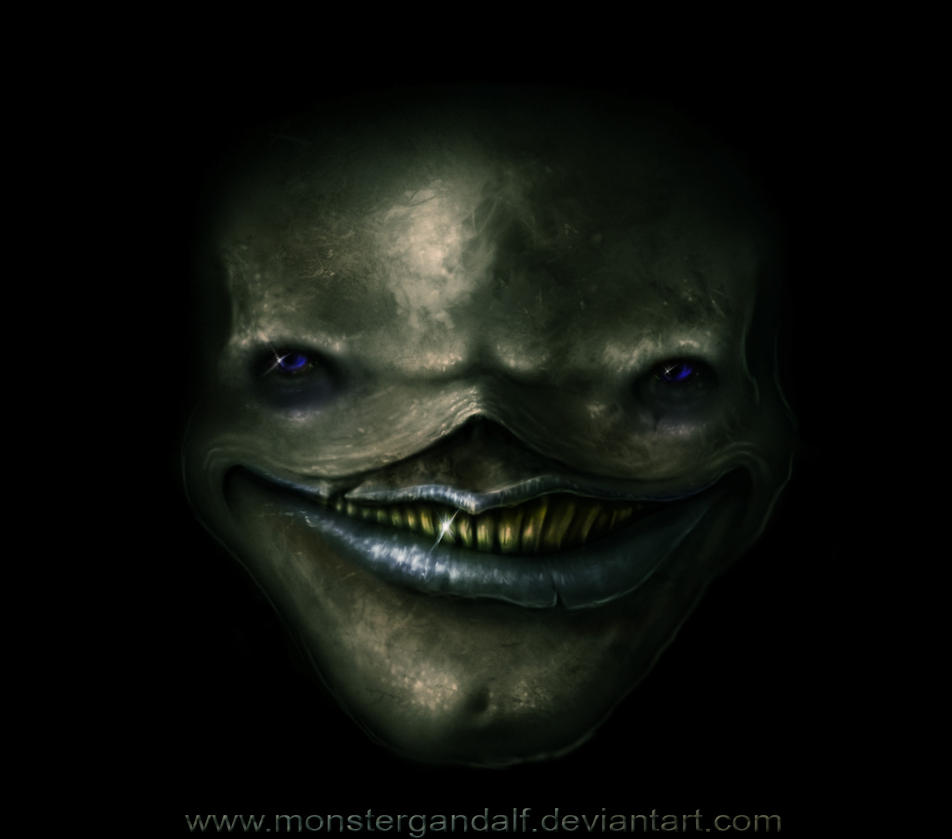 Smile by monstergandalf