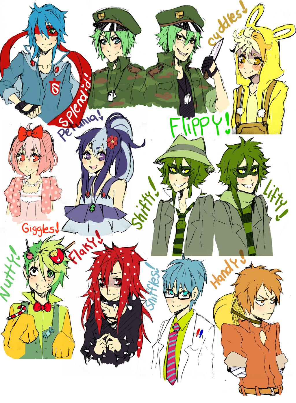 happy tree friends anime - photo #23