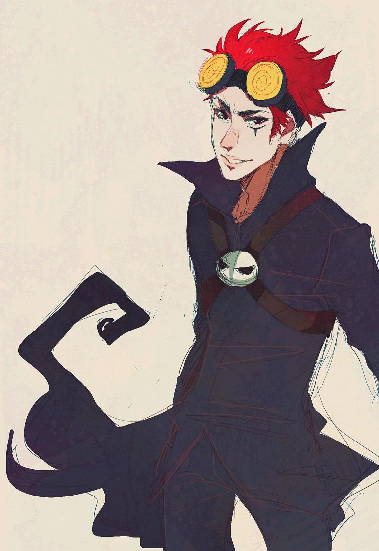 Jack Spicer by animegirl000