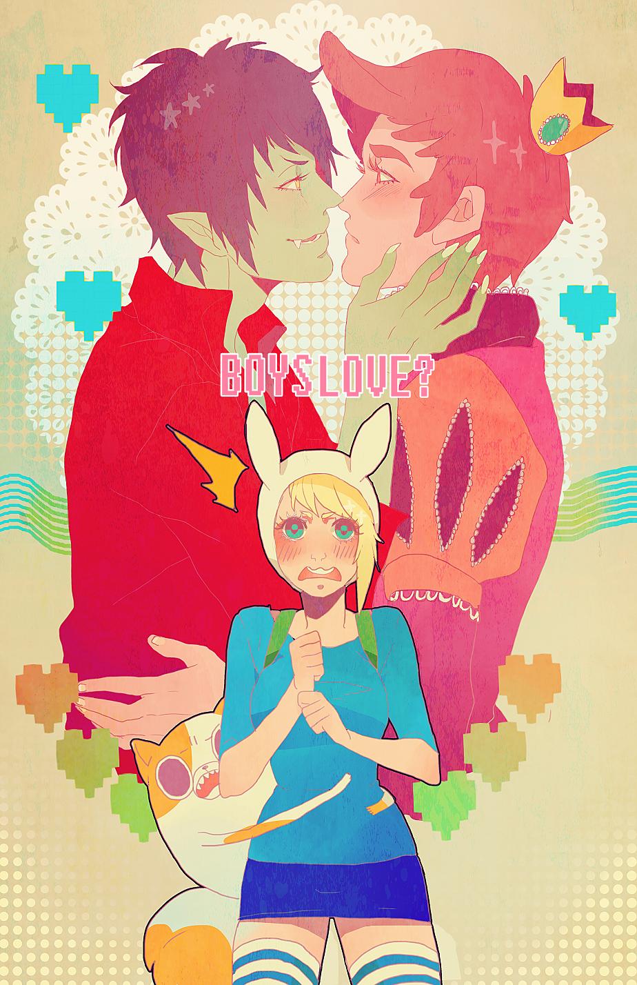 boys love! by animegirl000
