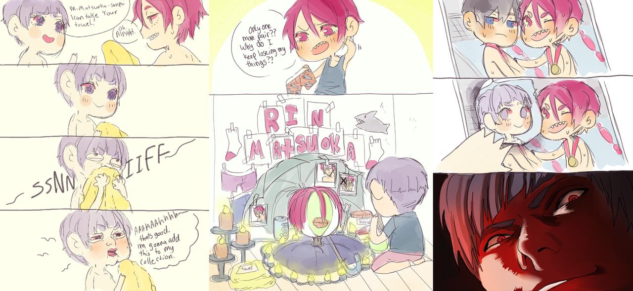 Nitori by animegirl000