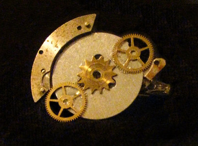 Steampunk Pin 01 by PhoenixII