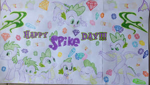 Happy Spike Day