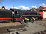 R 707 Steam locomotive
