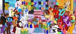 Happy Birthday Thespio!!! by lachlancarr1996