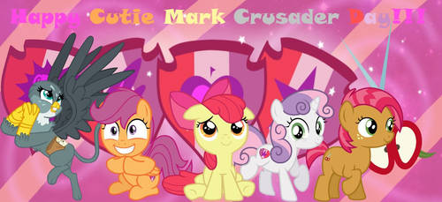 Happy Cutie Mark Crusader Day 2019!!! by lachlancarr1996