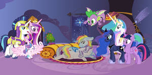 How adorable for you and Starlight