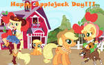 Happy Applejack Day 2020 by lachlancarr1996