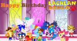 Happy Birthday Lachlan Dingo by lachlancarr1996