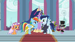 Wedding of Soarin and Rainbow Dash by lachlancarr1996