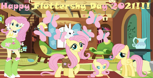 Fluttershy Day 2021