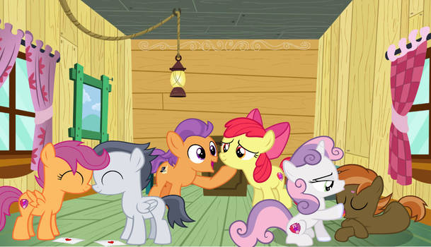 CMC with their lovers