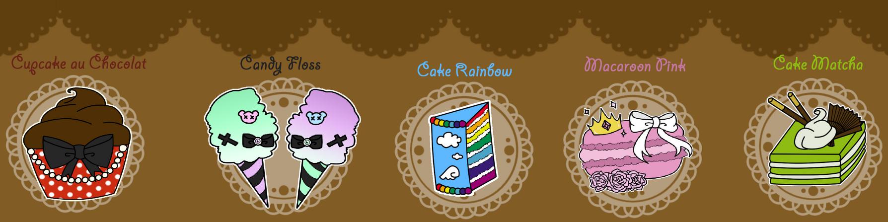 Rainbow Cake Peut Inserer Mousse Au Chocolat