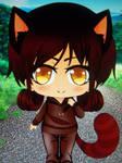 Red Panda Bao by bloodynightstalker