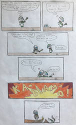 Squad Funnies - Hello, Dear Brother by Deltaturtle