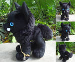 SquishemSilly's Custom Wolf Commission