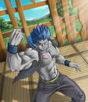 Virtua Fighter 5 - Goh Hinogami