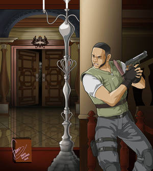 Commission - Resident Evil