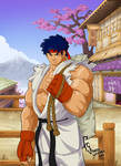 Street Fighter III - Ryu