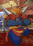 Street Fighter EX - Garuda