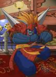 Street Fighter EX - Garuda