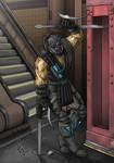 Mortal Kombat 9 - Kabal