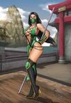 Mortal Kombat 9 - Jade