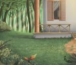 Background Jungle 1 by FranjoGutierrez