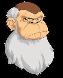Donkey Kong Country - Cranky Kong