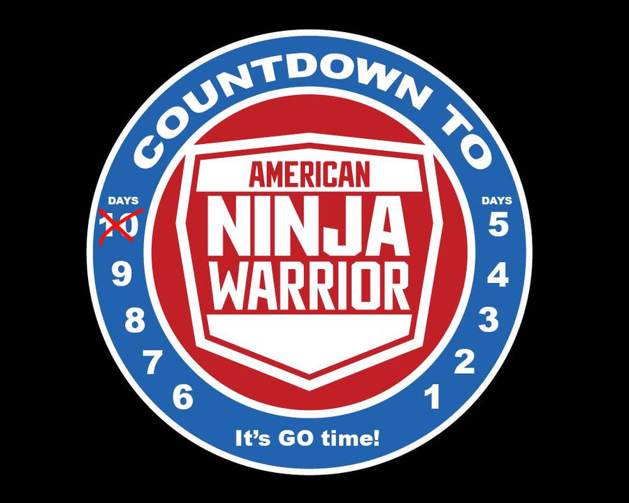 It's the final countdown...... by neoglowentertainment